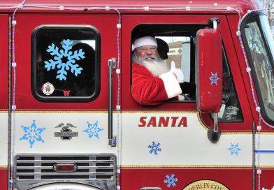 Santa's Express – 2018!